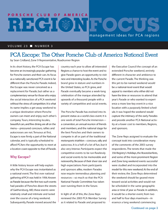 PCA RegionFocus on Escape, the Other PCA National Event