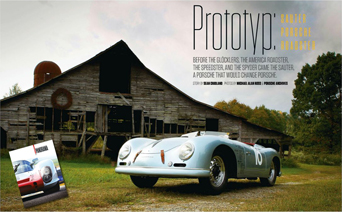 Panorama article on Sauter Roadster