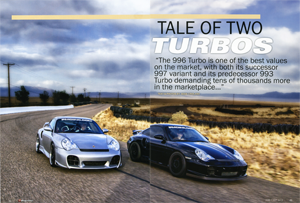 9 Magazine Tale of Two Turbos
